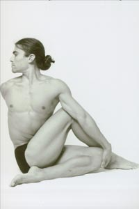Spine Twisting Pose